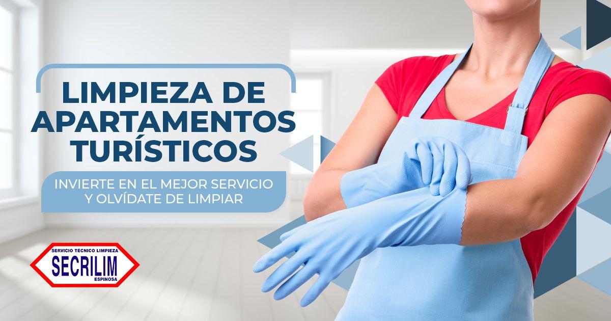 Limpieza de apartamentos turísticos: invierte en el mejor servicio y olvídate de limpiar