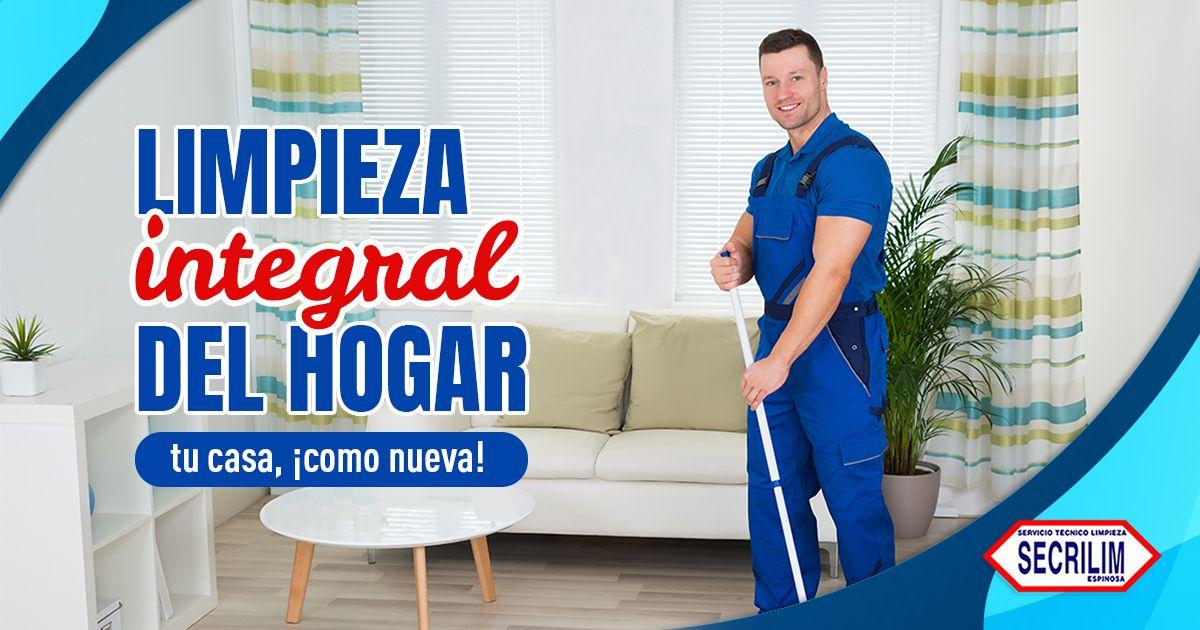 Limpieza integral del hogar: tu casa, ¡como nueva!